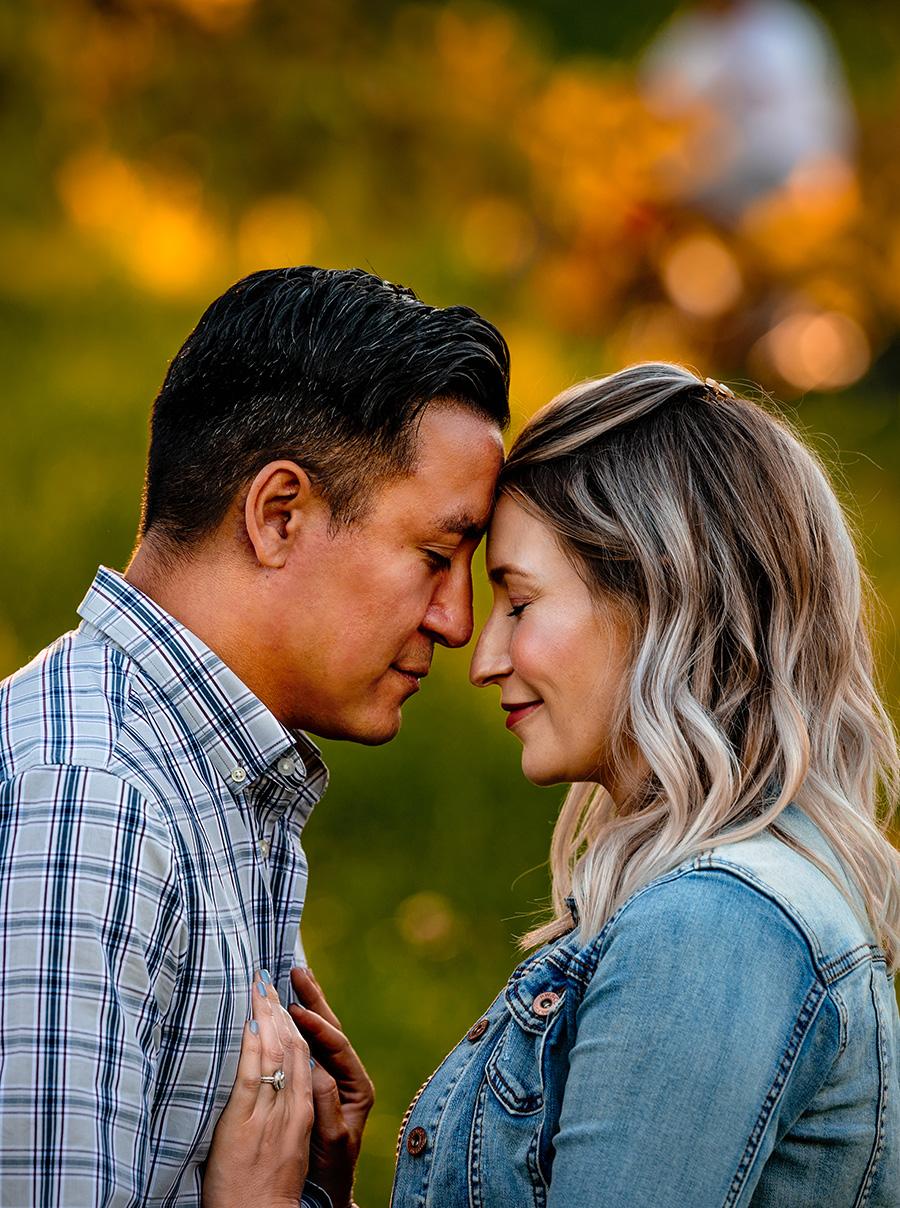 Engagement in St. Albert